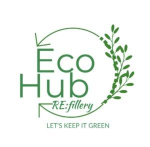 Eco Hub Refillery Logo