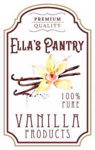 Ella's Pantry Vanilla Products