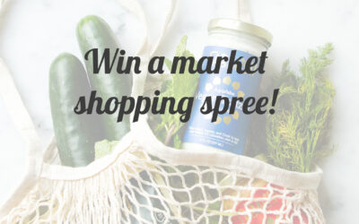 Win a Market Shopping Spree!